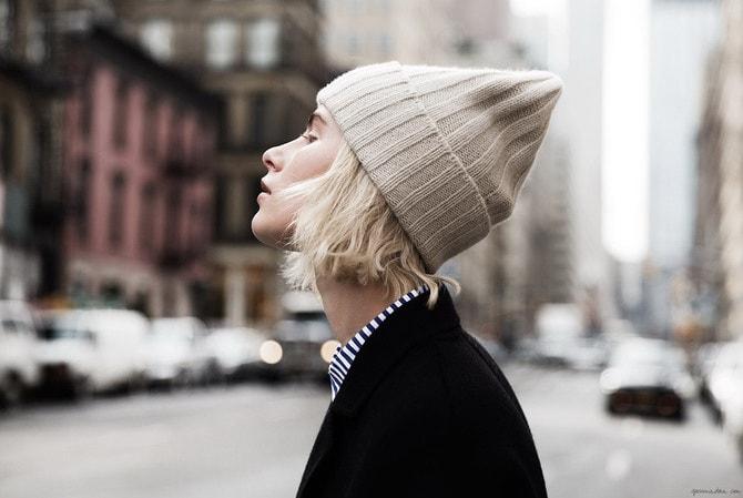 Как правильно подобрать шапку и шарф: ключевые сочетания 13