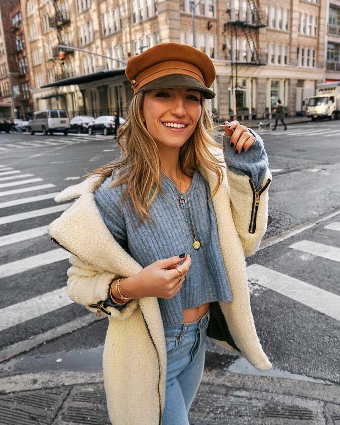 Как правильно подобрать шапку и шарф: ключевые сочетания 15