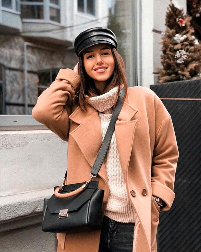 Как правильно подобрать шапку и шарф: ключевые сочетания 16
