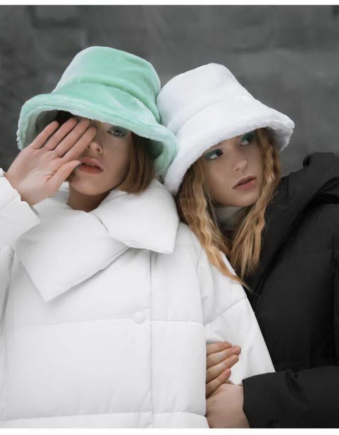 Как правильно подобрать шапку и шарф: ключевые сочетания 18