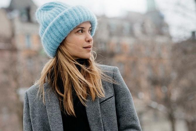 Как правильно подобрать шапку и шарф: ключевые сочетания 21