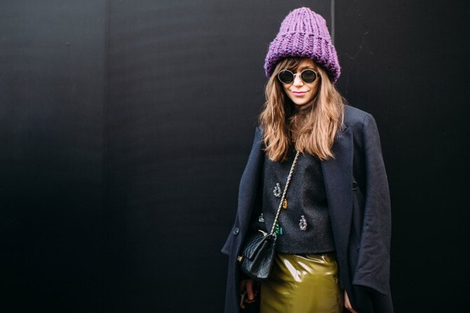 Как правильно подобрать шапку и шарф: ключевые сочетания 22