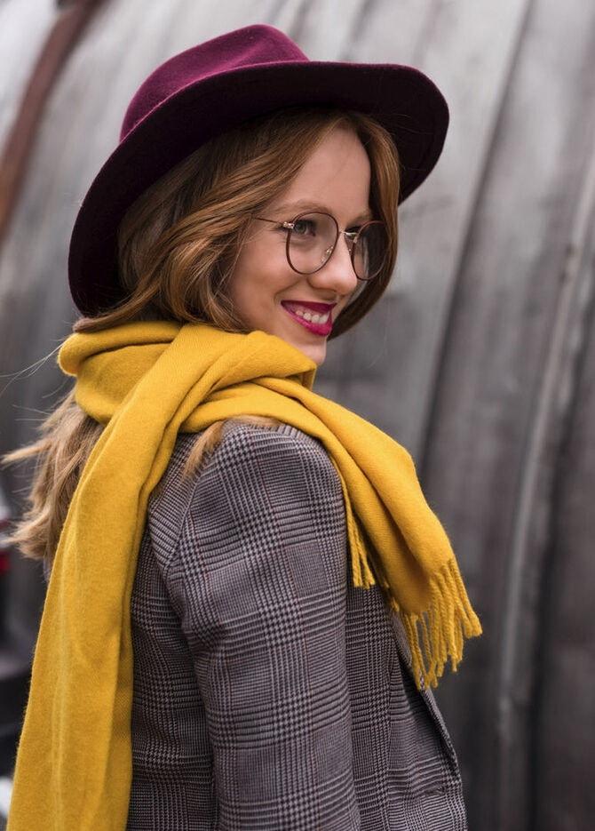 Как правильно подобрать шапку и шарф: ключевые сочетания 23