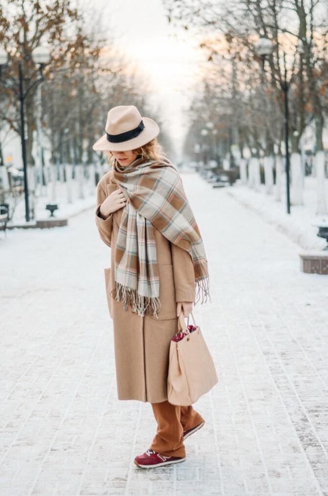 Как правильно подобрать шапку и шарф: ключевые сочетания 33