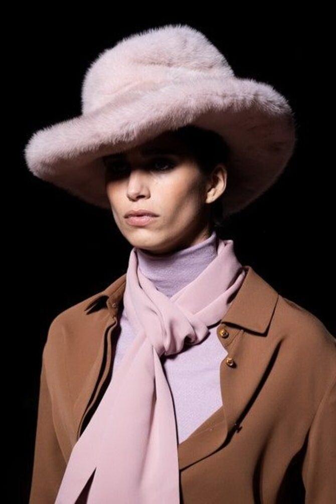 Как правильно подобрать шапку и шарф: ключевые сочетания 38