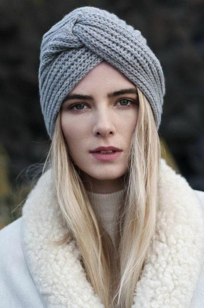 Как правильно подобрать шапку и шарф: ключевые сочетания 4