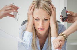 5 опасных изменений, которые происходят в организме при стрессе