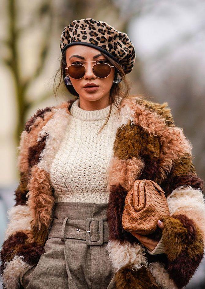 Удачные зимние прически под шапку: советы и идеи как избежать шляпных волос 1