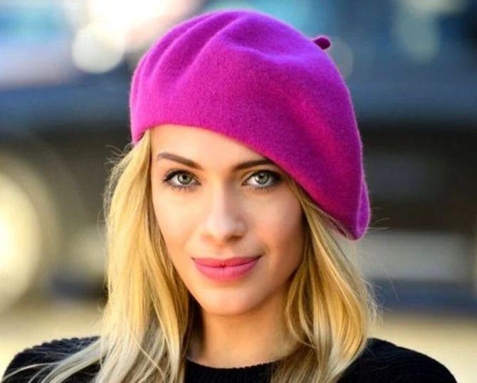 Удачные зимние прически под шапку: советы и идеи как избежать шляпных волос 37