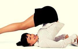 Фитнес-программа в офисе: 8 спортивных упражнений для тех, у кого сидячая работа