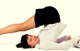 Фітнес-програма в офісі: 8 спортивних вправ для тих, у кого сидяча робота