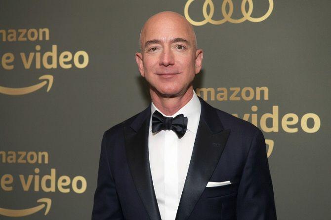 Джефф Безос піде з поста виконавчого директора Amazon в 2021 році 1