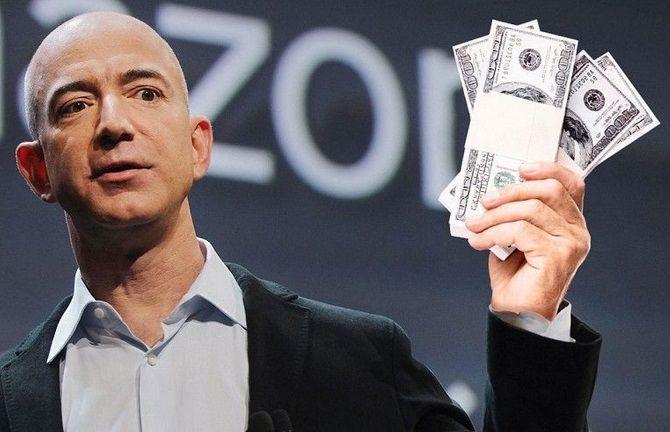 Джефф Безос уйдет из поста исполнительного директора Amazon в 2021 году 2