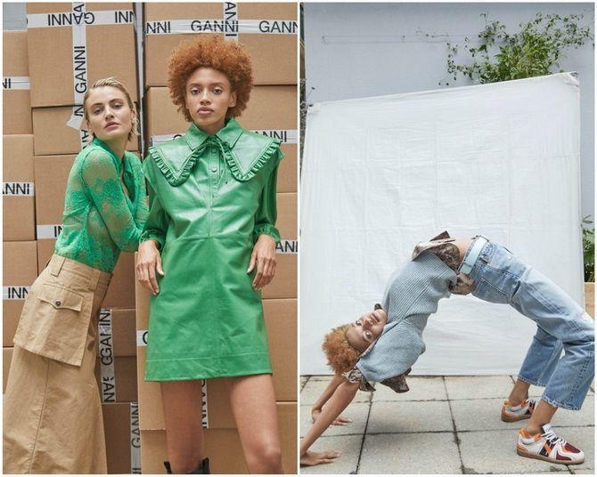 Неделя моды в Копенгагене осень-зима 2021-2022: экологичная и на 100% цифровая 11