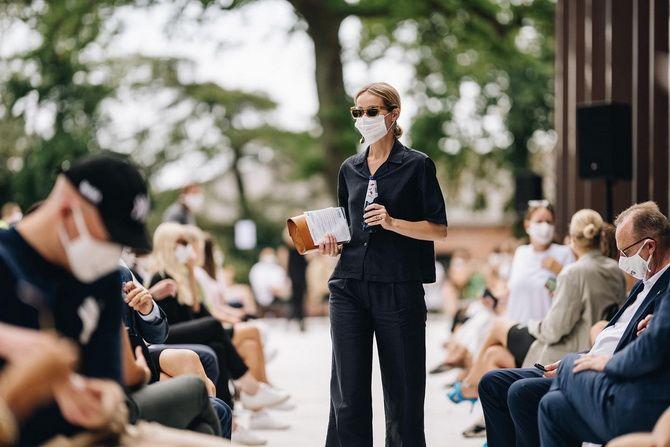 Неделя моды в Копенгагене осень-зима 2021-2022: экологичная и на 100% цифровая 12
