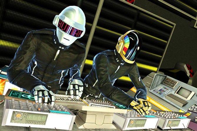Конец легенды: дуэт Daft Punk распался 3