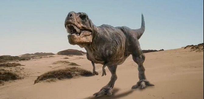 Документальні фільми про динозаврів, які знімають завісу минулого 1