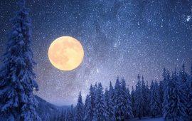 Сніговий Місяць: якою буде Повня у лютому 2021 року?