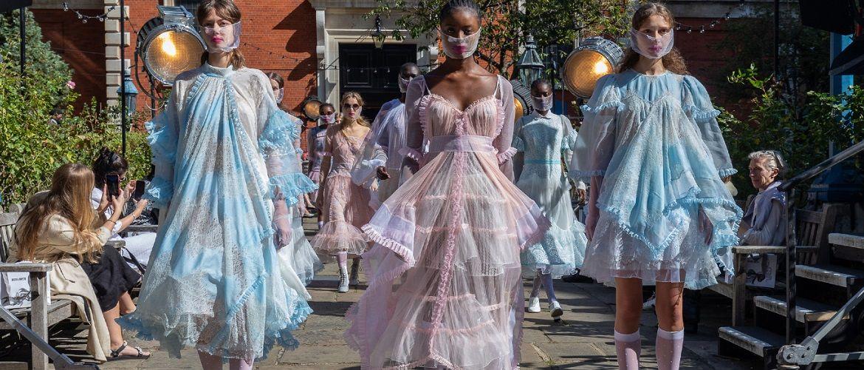 Неделя моды в Нью-Йорке: модные коллекции осень-зима 2021-2022