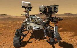 На Марсі висадився американський ровер Perseverance: історичний момент