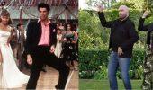 Джон Траволта з донькою повторили танець з фільму «Бріолін» і підірвали інтернет
