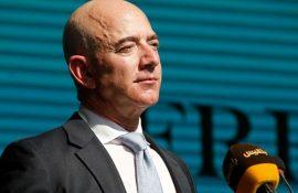 Джефф Безос піде з поста виконавчого директора Amazon в 2021 році