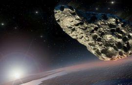 До Землі летять три великих астероїда