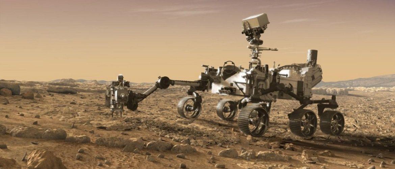 Марсохід NASA Perseverance надіслав на Землю перше відео і аудіо з Марса