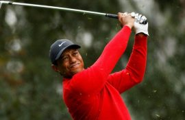 Легенда гольфа Тайгер Вудс попал в серьезное ДТП: у него раздроблена нога