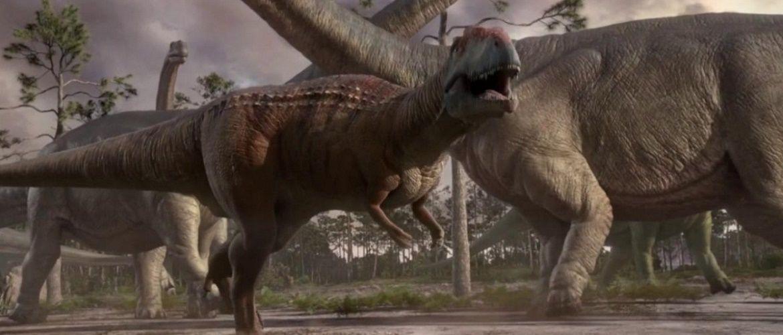 Документальні фільми про динозаврів, які знімають завісу минулого