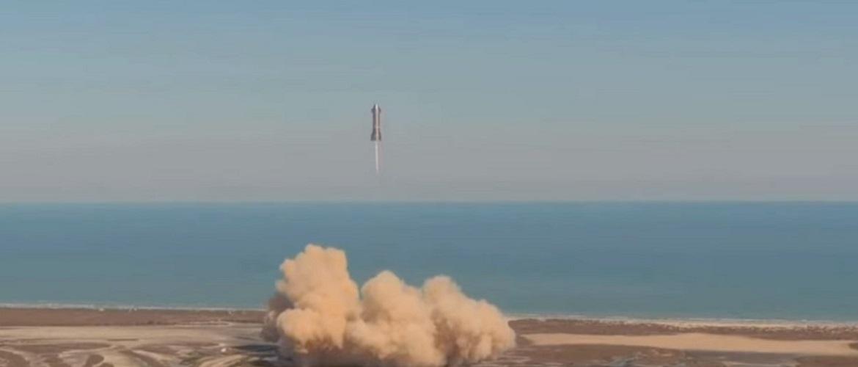 Корабль Starship SN9 компании SpaceX взлетел на высоту 10 км, но разбился при посадке (видео)