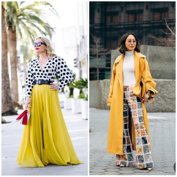 С чем носить желтый цвет– самый актуальный тренд 2021 года? 14