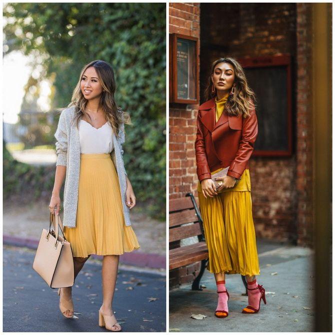 С чем носить желтый цвет– самый актуальный тренд 2021 года? 19