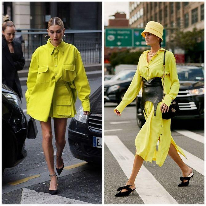 С чем носить желтый цвет– самый актуальный тренд 2021 года? 7