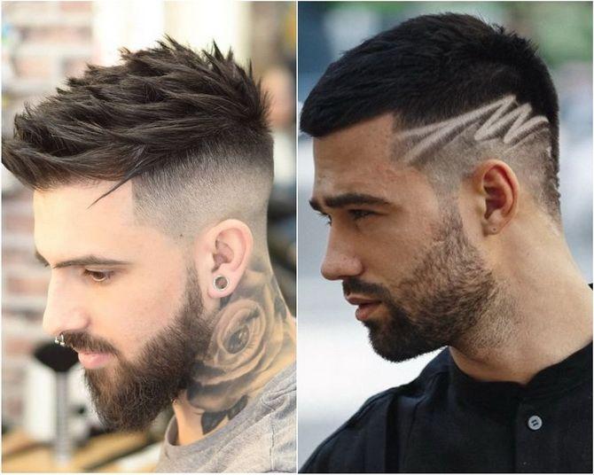 Тренды мужских стрижек в 2021 году: подбираем самые стильные новинки 2