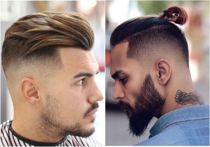 Тренды мужских стрижек в 2021 году: подбираем самые стильные новинки 5