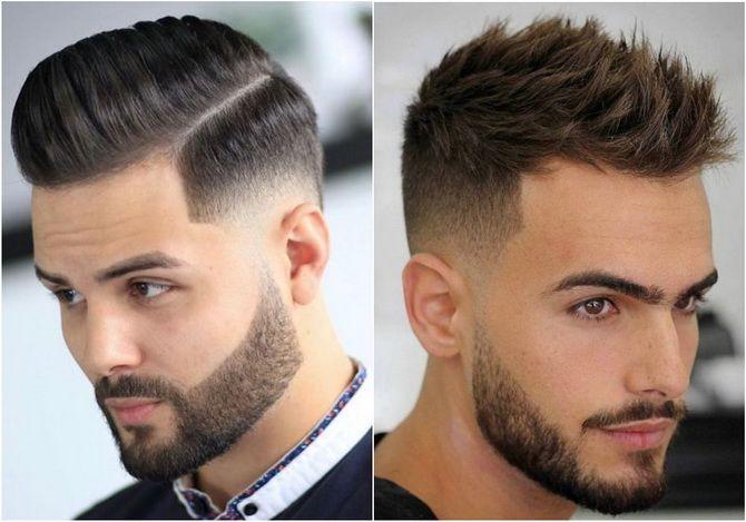Тренды мужских стрижек в 2021 году: подбираем самые стильные новинки 7