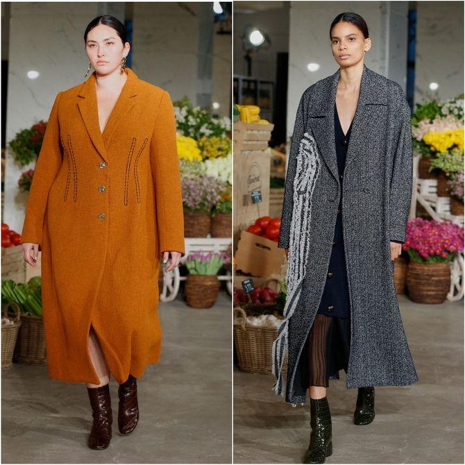 Неделя моды в Нью-Йорке: модные коллекции осень-зима 2021-2022 1