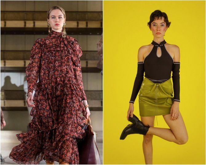 Неделя моды в Нью-Йорке: модные коллекции осень-зима 2021-2022 10