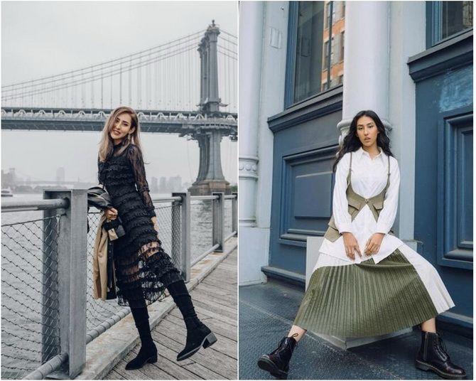 Неделя моды в Нью-Йорке: модные коллекции осень-зима 2021-2022 11