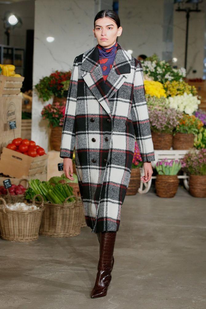 Неделя моды в Нью-Йорке: модные коллекции осень-зима 2021-2022 3