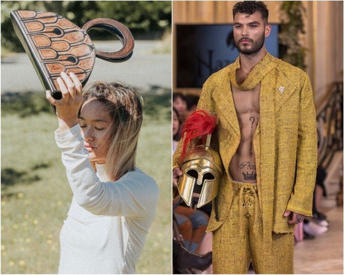 Неделя моды в Нью-Йорке: модные коллекции осень-зима 2021-2022 6