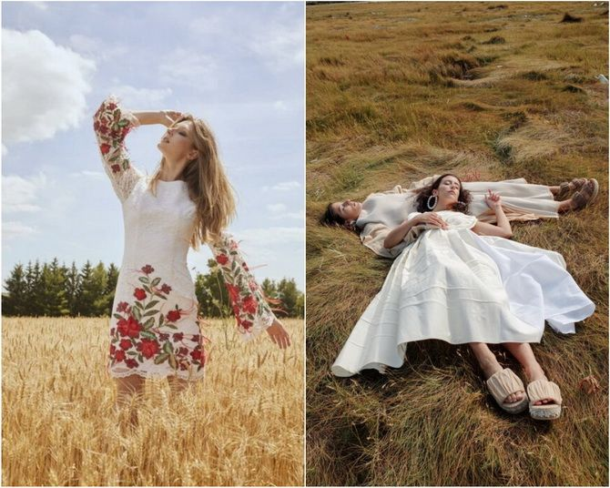 Неделя моды в Нью-Йорке: модные коллекции осень-зима 2021-2022 8