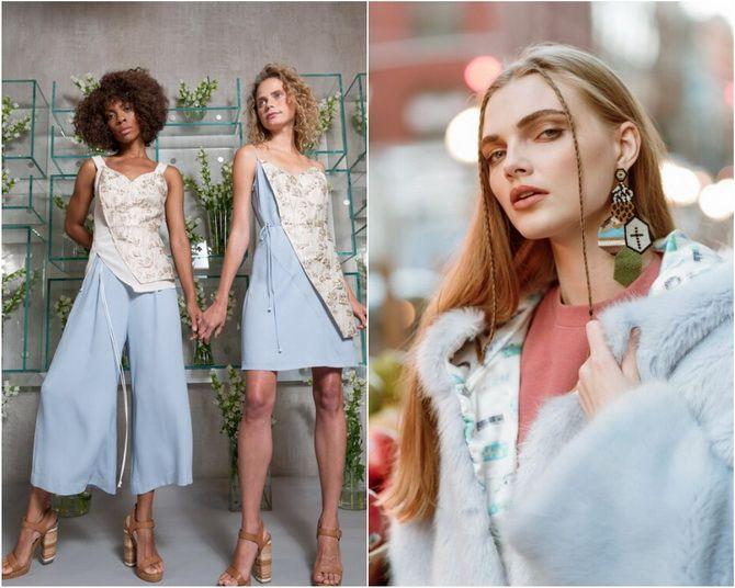 Неделя моды в Нью-Йорке: модные коллекции осень-зима 2021-2022 9