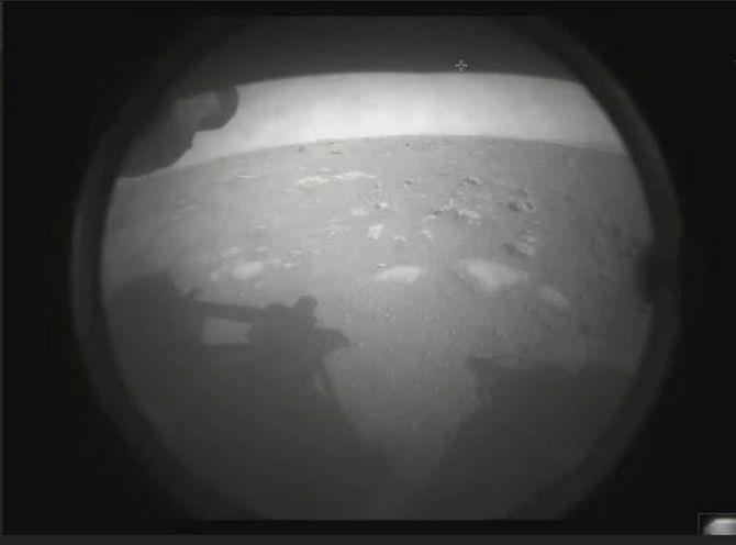 На Марсі висадився американський ровер Perseverance: історичний момент 1