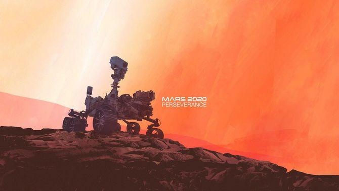 На Марсі висадився американський ровер Perseverance: історичний момент 4