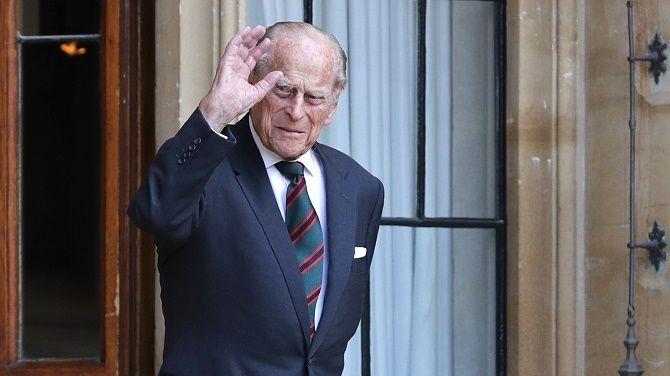 Чоловік Єлизавети II принц Філіп госпіталізований: що відомо? 1