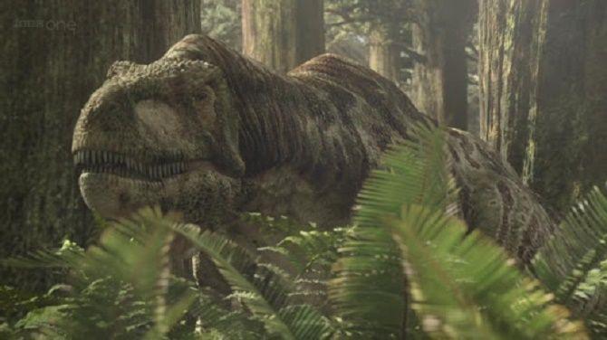 Документальні фільми про динозаврів, які знімають завісу минулого 8