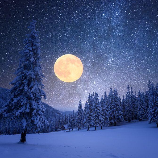 Сніговий Місяць: якою буде Повня у лютому 2021 року? 3