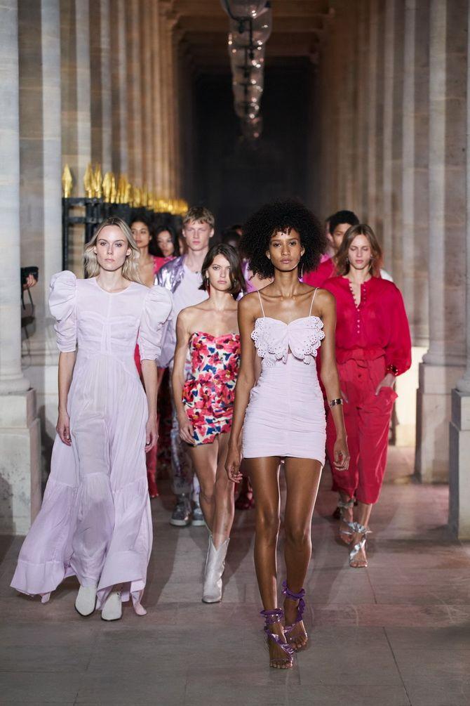 С чем носить розовый – главный весенний цвет 2021 года? 1